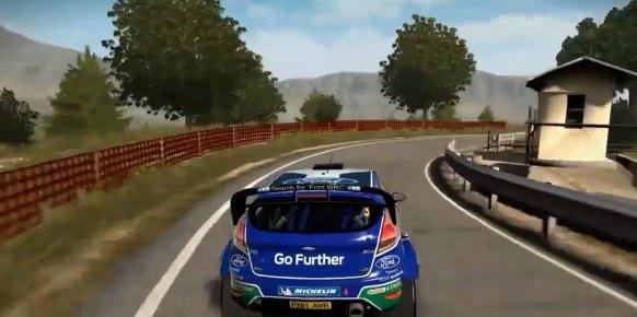 WRC 3 (Xbox 360)