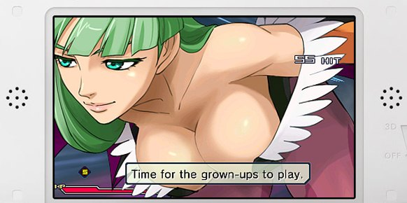 Project X Zone A Lethal Surprise