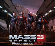 Car�tula oficial de Mass Effect 3: Resurgence Pack PC