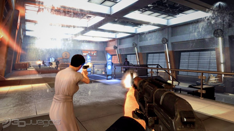 007 Legends - An�lisis