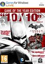 Batman Arkham City: Edici&oacute;n Game of the Year