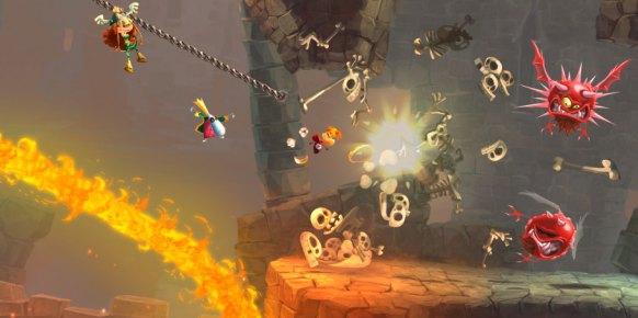 Rayman Legends an�lisis