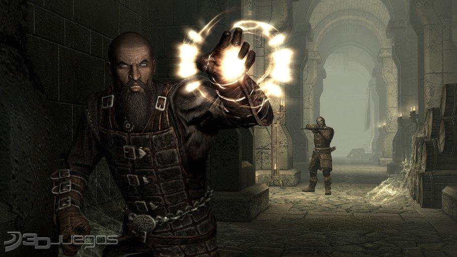 Skyrim Dawnguard - Impresiones E3 2012