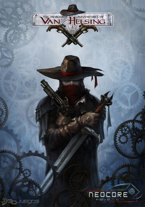 The Incredible Adventures Of Van Helsing Update v1.2.73c Incl DLC-CPY