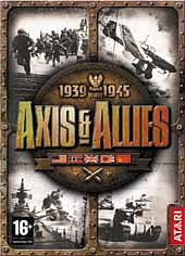 Car�tula oficial de Axis & Allies: RTS PC