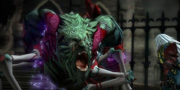 Castlevania Mirror of Fate (PlayStation 3)
