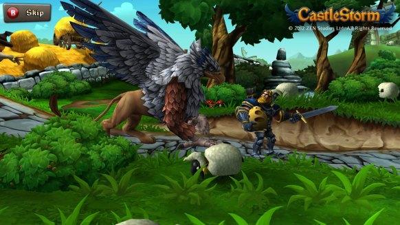 CastleStorm (Nintendo Wii U)