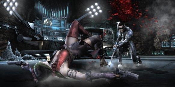 Injustice Gods Among Us (Xbox 360)