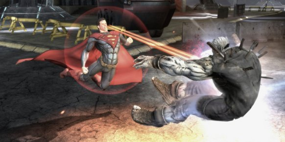 Injustice Gods Among Us (Nintendo Wii U)