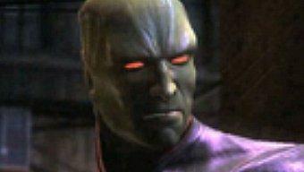 Video Injustice: Gods Among Us, Martian Manhunter (DLC)