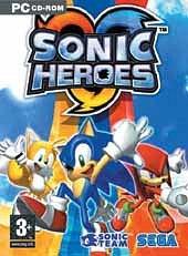 Car�tula oficial de Sonic Heroes PC