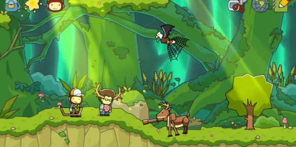 Scribblenauts: Unlimited Wii U