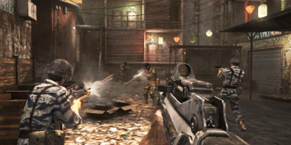 Black Ops Declassified an�lisis