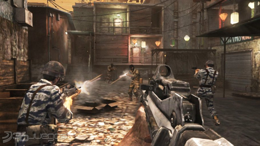 Black Ops Declassified - An�lisis