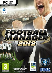 Car�tula oficial de Football Manager 2013 PC