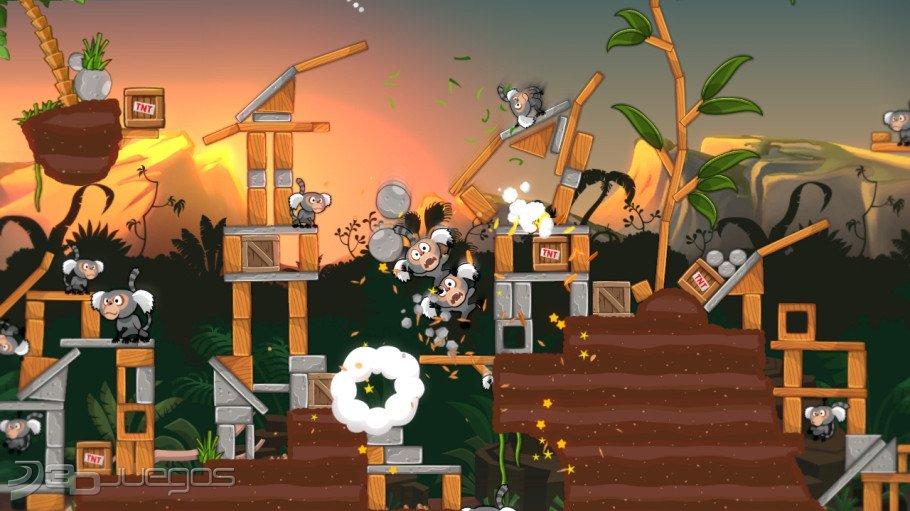 Imagenes Angry Birds Trilogy XBOX 360 Descargar