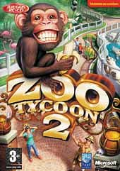 Car�tula oficial de Zoo Tycoon 2 PC