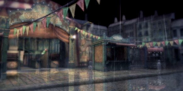 Rain (PlayStation 3)
