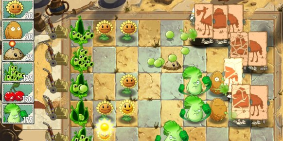 Plants vs Zombies 2 (iPhone)