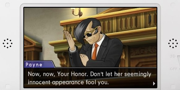 Ace Attorney - Dual Destinies an�lisis
