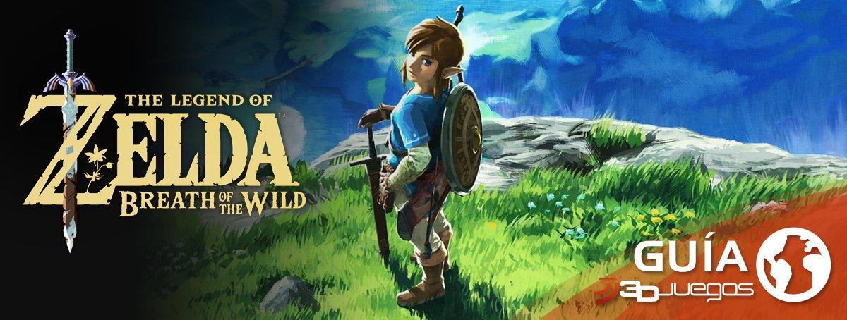 Guía Zelda: Breath of the Wild