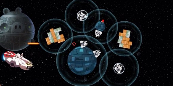Angry Birds: Star Wars iPhone