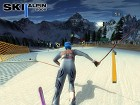 Ski Alpin 2005 - Pantalla