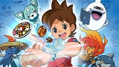Yo-Kai Watch llegará a Europa a finales de abril