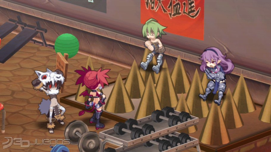 Disgaea D2 A Brighter Darkness - An�lisis