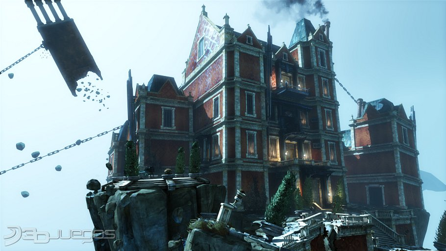 Dishonored Dunwall City Trials - An�lisis