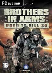 Car�tula oficial de Brothers in Arms: Road to Hill 30 PC