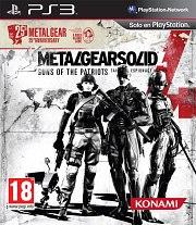 Metal Gear Solid 4: 25 Aniversario