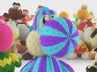 Yoshi�s Woolly World - �Cu�ntos patrones!