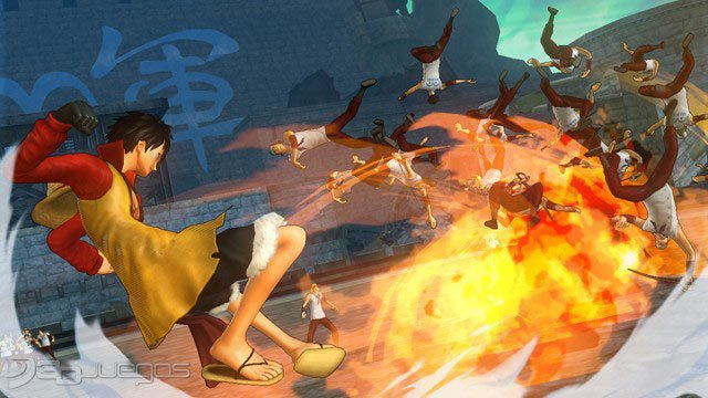 One Piece Pirate Warriors 2 - An�lisis