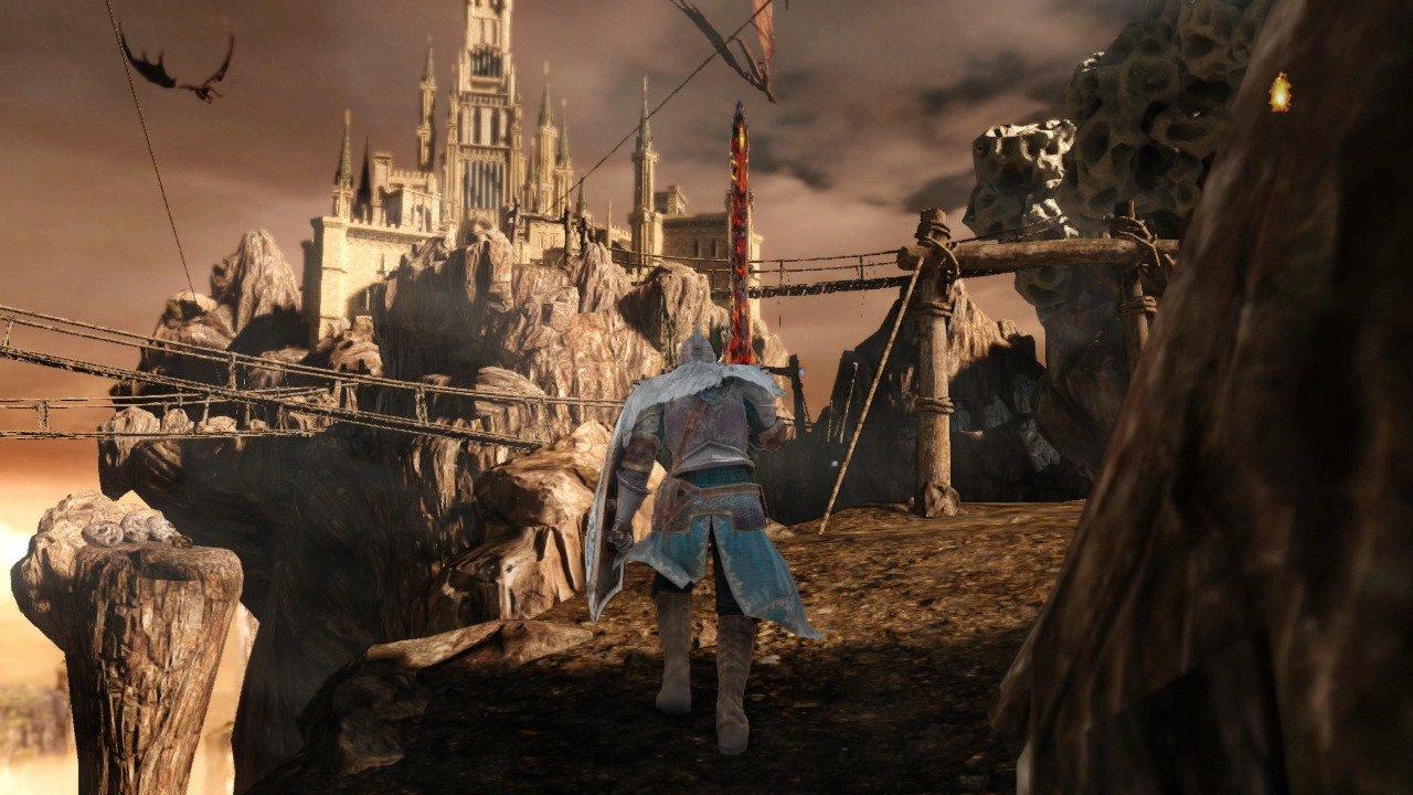 Dark Souls II - An�lisis