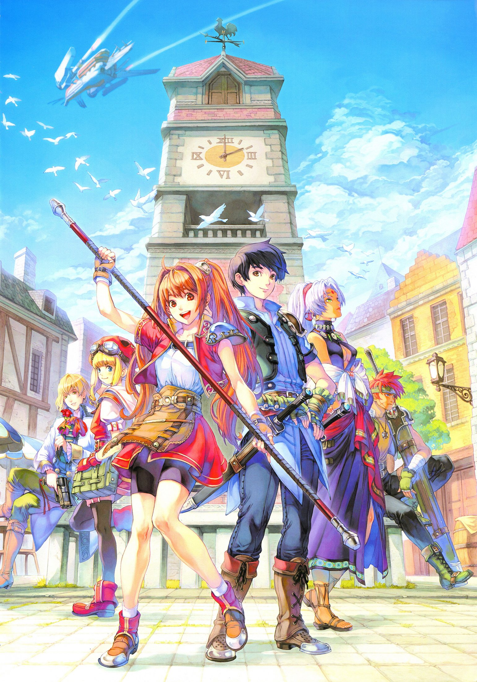 русификатор the legend of heroes - trails in the sky second chapter 大掃除を12月にやらない、そのメリット