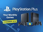 PlayStation Network - PlayStation Plus - Noviembre 2014