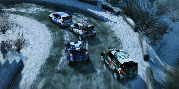 WRC Powerslide an�lisis