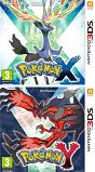 Pok&eacute;mon X / Y 3DS
