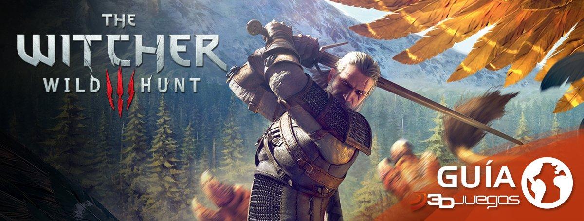 Gu�a de The Witcher 3: Wild Hunt