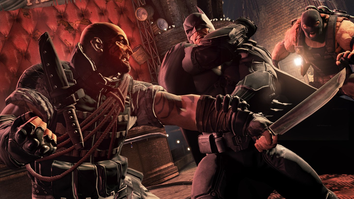 Batman Arkham Origins - An�lisis