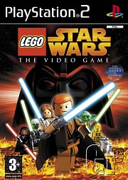 Car�tula oficial de LEGO Star Wars PC
