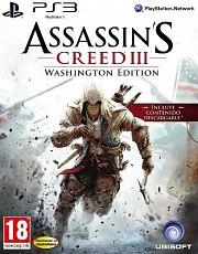 Assassins Creed 3 - Washington PS3