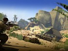 Sniper Elite 3 - Pantalla