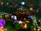 Dungeon Defenders II - Pantalla