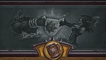 Video Hearthstone: Heroes of Warcraft, Pelea de la Taberna Heroica