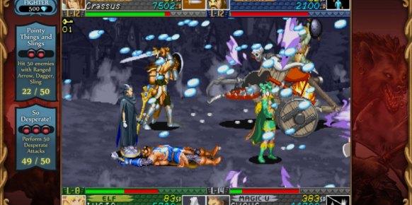 Dungeons & Dragons Mystara (Xbox 360)
