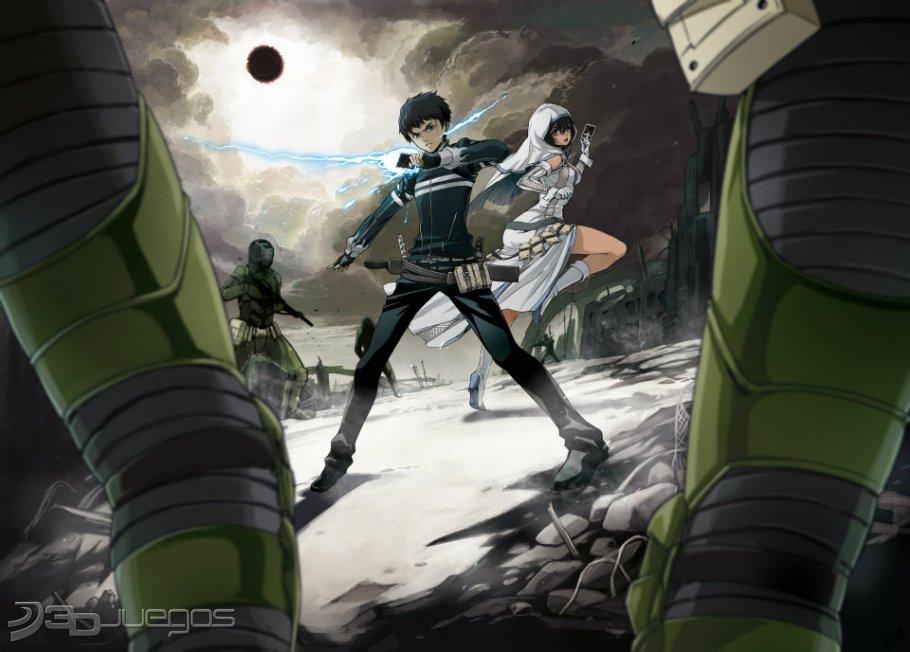 Imagen Zillions of Enemy X (3DS)