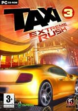Cartula oficial de Taxi 3: eXtreme Rush PC