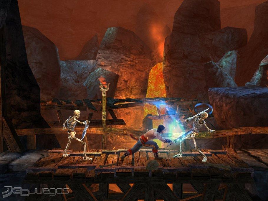 Prince of Persia Shadow Flame - An�lisis